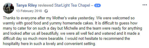 Starlight Tea Chapel Review